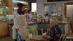 Dipi Rebecchi, Sheila Canning in Neighbours Episode 7608