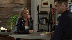 Steph Scully, Mark Brennan in Neighbours Episode 7608