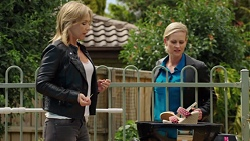 Steph Scully, Ellen Crabb in Neighbours Episode 7608