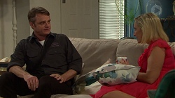 Gary Canning, Brooke Butler in Neighbours Episode 7609