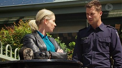 Ellen Crabb, Mark Brennan in Neighbours Episode 7609
