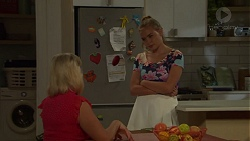 Brooke Butler, Xanthe Canning in Neighbours Episode 7609