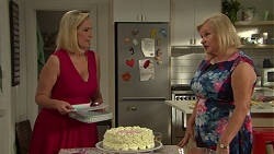 Brooke Butler, Sheila Canning in Neighbours Episode 7610