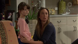 Nell Rebecchi, Sonya Mitchell in Neighbours Episode 7610