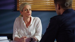 Ellen Crabb, Mark Brennan in Neighbours Episode 7610