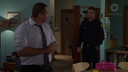 Toadie Rebecchi, Mark Brennan in Neighbours Episode 7610