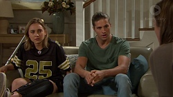 Piper Willis, Tyler Brennan in Neighbours Episode 7611