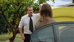 Toadie Rebecchi, Sonya Mitchell in Neighbours Episode 7611