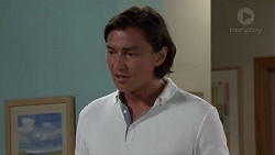 Leo Tanaka in Neighbours Episode 7612