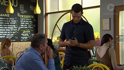 Karl Kennedy, Jack Callaghan in Neighbours Episode 7612