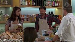 Dipi Rebecchi, Shane Rebecchi, Toadie Rebecchi in Neighbours Episode 7612