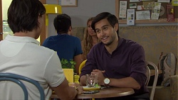 Leo Tanaka, David Tanaka in Neighbours Episode 7612