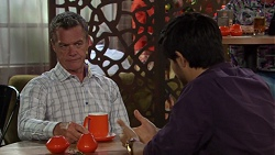 Paul Robinson, David Tanaka in Neighbours Episode 7612