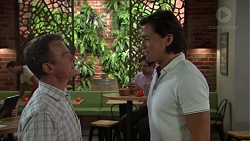 Paul Robinson, Leo Tanaka in Neighbours Episode 7612
