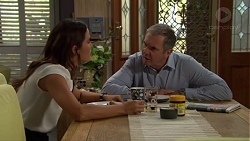 Elly Conway, Karl Kennedy in Neighbours Episode 7614