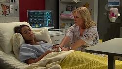 Paige Novak, Lauren Turner in Neighbours Episode 7614