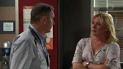 Karl Kennedy, Lauren Turner in Neighbours Episode 7614