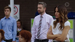 Wayne Baxter, Elly Conway in Neighbours Episode 7614