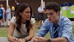 Elly Conway, Ben Kirk in Neighbours Episode 7614
