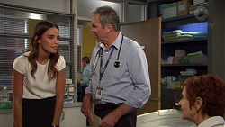 Elly Conway, Karl Kennedy, Susan Kennedy in Neighbours Episode 7614