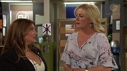 Terese Willis, Lauren Turner in Neighbours Episode 7614