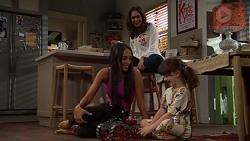 Dipi Rebecchi, Mishti Sharma, Nell Rebecchi in Neighbours Episode 7615
