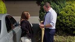 Terese Willis, Toadie Rebecchi in Neighbours Episode 7615