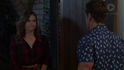 Amy Williams, Aaron Brennan in Neighbours Episode 7615