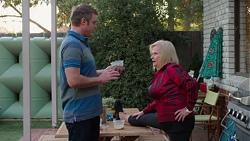 Gary Canning, Sheila Canning in Neighbours Episode 7616