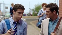 Ben Kirk, Finn Kelly in Neighbours Episode 7616