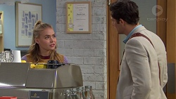 Xanthe Canning, Finn Kelly in Neighbours Episode 7617