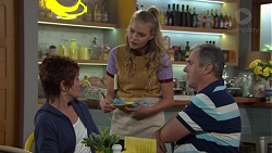Susan Kennedy, Xanthe Canning, Karl Kennedy in Neighbours Episode 7617