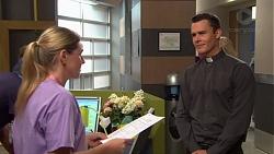 Sandra Kriptic, Jack Callaghan in Neighbours Episode 7617