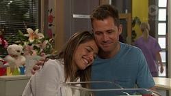 Paige Novak, Mark Brennan in Neighbours Episode 7617