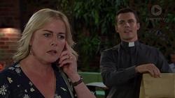 Lauren Turner, Jack Callaghan in Neighbours Episode 7617