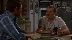 Shane Rebecchi, Toadie Rebecchi in Neighbours Episode 7618