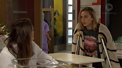 Paige Novak, Piper Willis in Neighbours Episode 7618