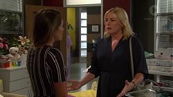 Paige Novak, Lauren Turner in Neighbours Episode 7618