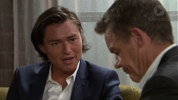 Leo Tanaka, Paul Robinson in Neighbours Episode 7618