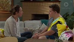 Sonya Mitchell, Callum Jones in Neighbours Episode 7619