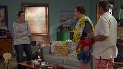 Sonya Mitchell, Callum Jones, Toadie Rebecchi in Neighbours Episode 7620