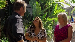 Gary Canning, Terese Willis, Sheila Canning in Neighbours Episode 7620