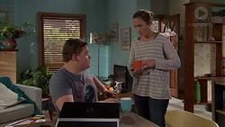 Callum Jones, Sonya Mitchell in Neighbours Episode 7620
