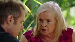 Gary Canning, Sheila Canning in Neighbours Episode 7620