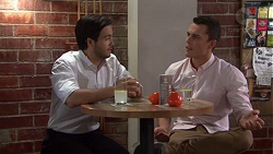 David Tanaka, Jack Callaghan in Neighbours Episode 7620
