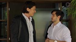 Leo Tanaka, David Tanaka in Neighbours Episode 7620