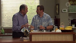 Karl Kennedy, Toadie Rebecchi in Neighbours Episode 7620