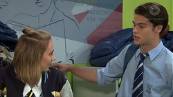 Piper Willis, Ben Kirk in Neighbours Episode 7621