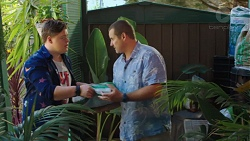 Callum Jones, Toadie Rebecchi in Neighbours Episode 7621