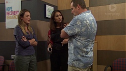 Sonya Mitchell, Dipi Rebecchi, Toadie Rebecchi in Neighbours Episode 7622